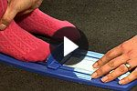 How to measure and fit Start-rite shoes videos - fitting gauges