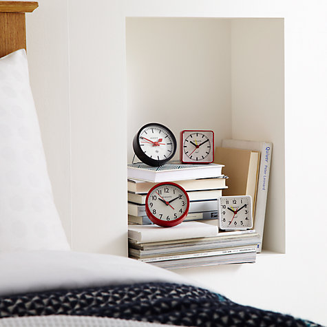 Buy Newgate Tibbet Alarm Clock Online at johnlewis.com