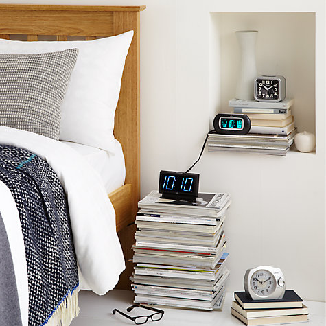 Buy Acctim Neonite Alarm Clock Online at johnlewis.com