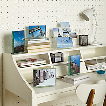 Buy John Lewis Glass Sandwich Photo Frame Online at johnlewis.com
