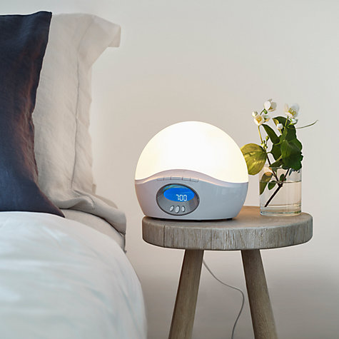 Buy Lumie Bodyclock Active 250 Wake Up to Daylight SAD Light Online at johnlewis.com