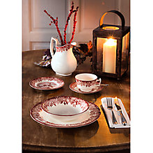Buy Spode Rural Delamere Woodland Winter Tableware Online at johnlewis.com