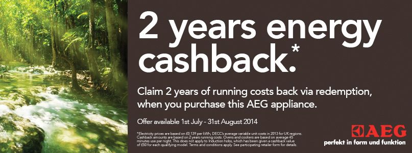 2 years energy cashback