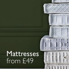 Mattresses from £49