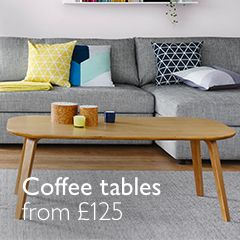 Coffee Tables from £125
