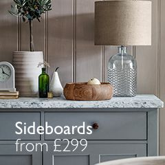 Sideboards from £299