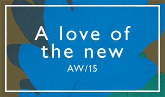 A love of the new AW15