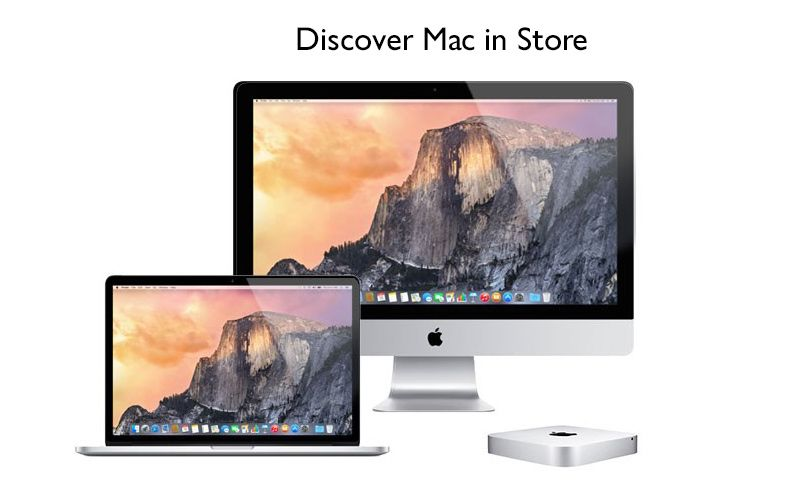 Meet our Apple demonstrators in store