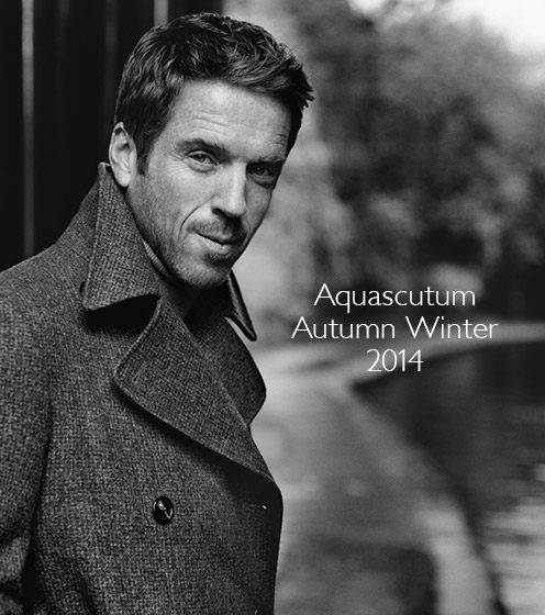 Aquascutum Autumn Winter 2014