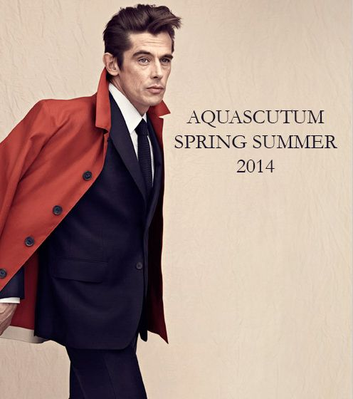 Aquascutum 2014 Shop Men's