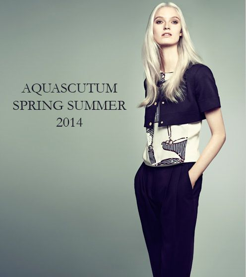 Aquascutum 2014 Shop Women's