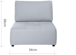 Flex Chaise End Unit