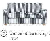 c. Camber stripe midnight
