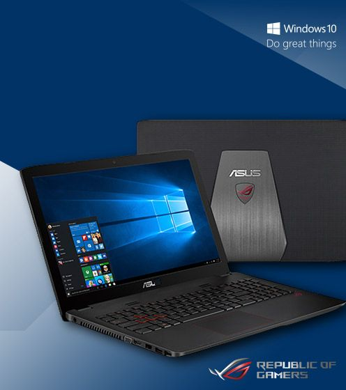 Free accessories with the Asus ROG laptop
