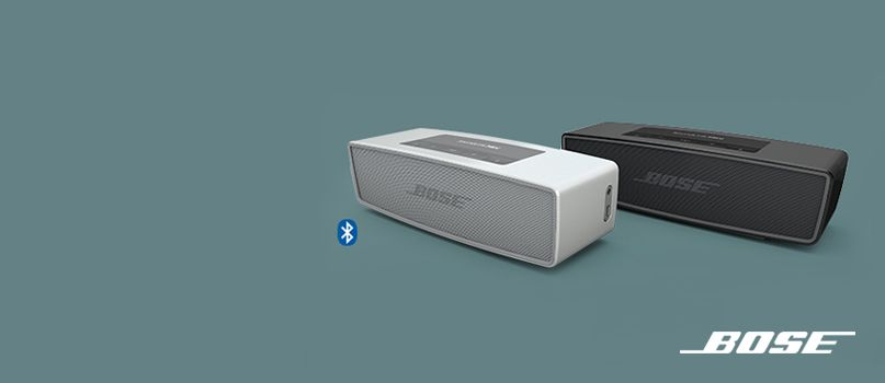 New SoundLink Mini Bluetooth speaker II