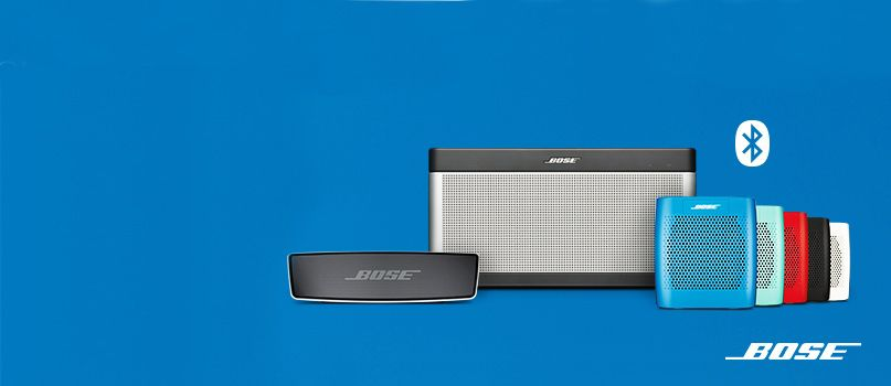 On the go with better sound by Bose