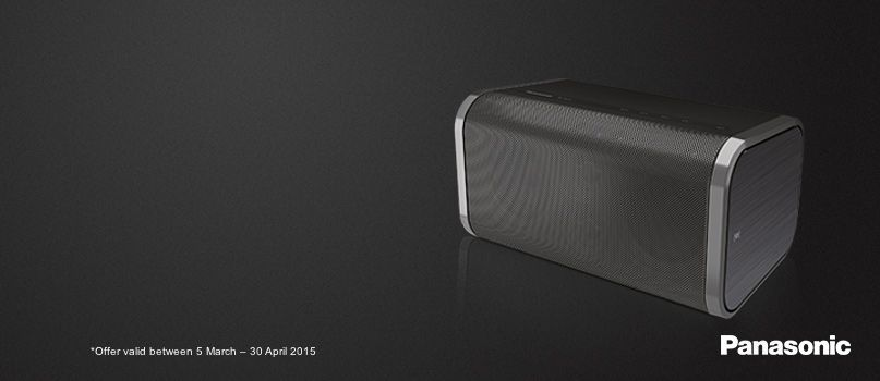 Multi-room wireless speaker offer