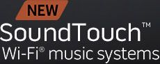 SoundTouch Wi-Fi music systems