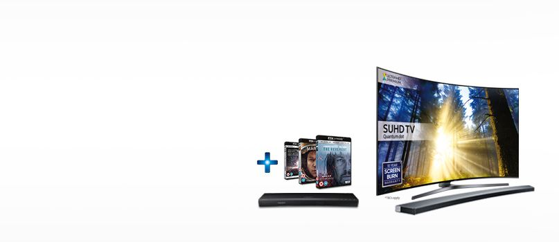 Discover Samsung%27s Ultra  HD Premium entertainment  experience with free movies