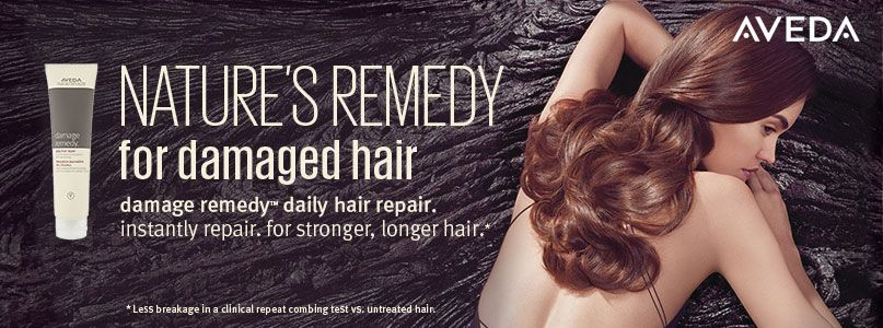 Nature%27s remedy for damaged hair