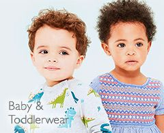 Baby & Toddlerwear