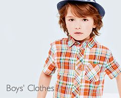 Boys' Clothes