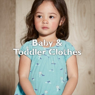 Baby and Toddler Clothes