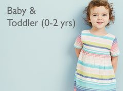 BABY & TODDLER (0-2 YRS)