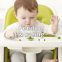 Feeding and caring