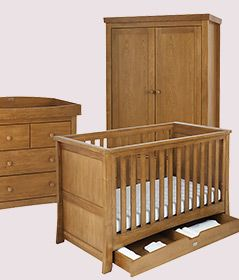Up to 20% off Nursery furniture