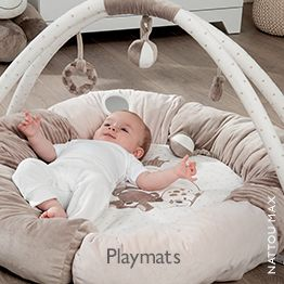 Playmats & Baby Gyms