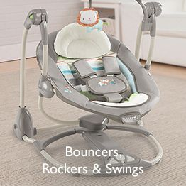 Bouncers, Rockers & Swings