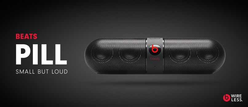Beats Pill Small but loud
