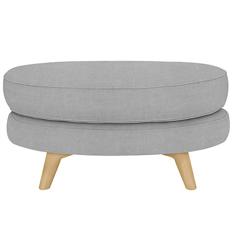 Buy John Lewis Barbican Footstool Online at johnlewis.com