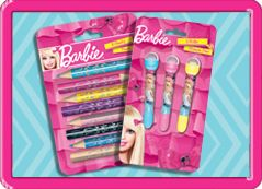 BARBIE Activities, Book & Accessories