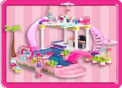 BARBIE Constructions