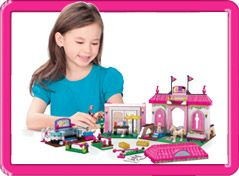 BARBIE Construction