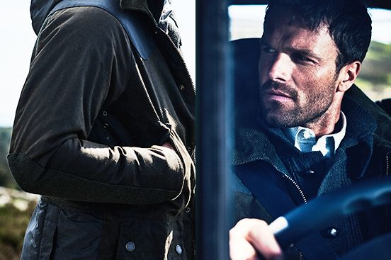 Image - Barbour for Land Rover Defender