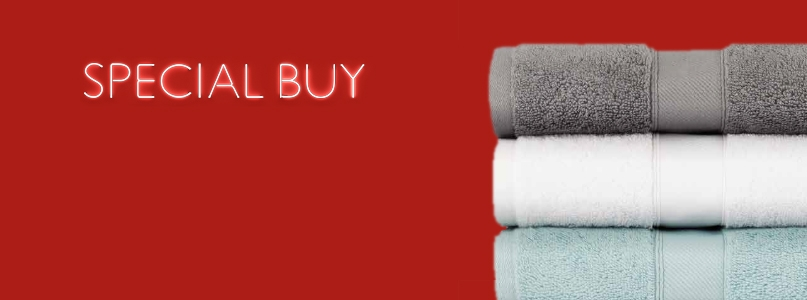 John Lewis Luxury Pima towels
