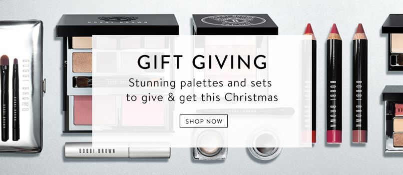 Stunning palettes and sets to give & get this Christmas