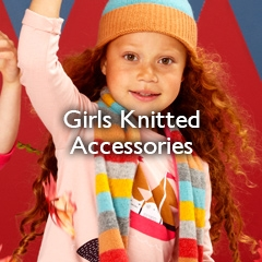 Girls' Knitted Accessories