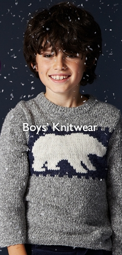 Boys' Jumpers & Cardigans