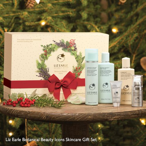 Liz Earle Botanical Beauty Icons Skincare Gift Set