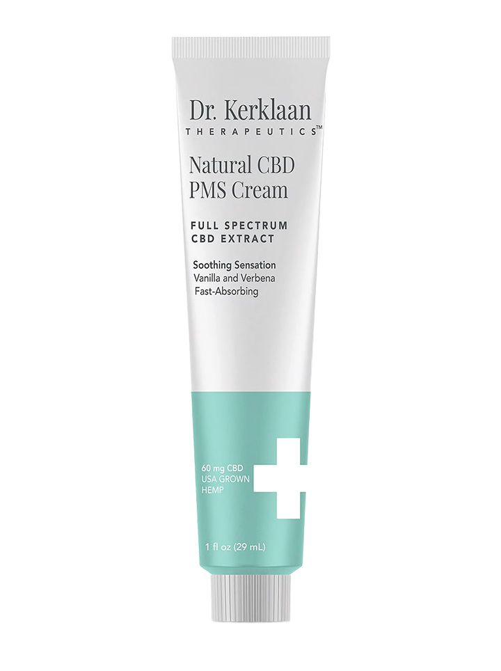 Dr. Kerklaan Therapeutics Natural CBD PMS Cream
