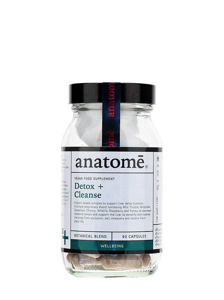 anatomē Detox + Cleanse Health Supplement