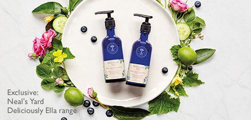 Exclusive: Neal's Yard Deliciously Ella range