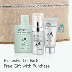Exclusive Liz Earle Free Gift with Purchase