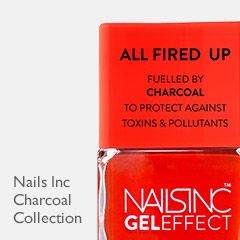 Nails Inc - Charcoal Collection