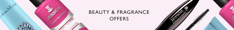 Beauty & Fragrance Brand Offers - Up to 20% off