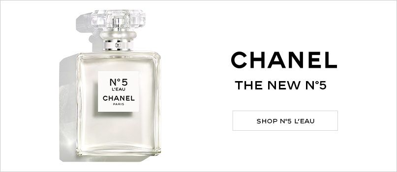 Chanel L%27eau bottle